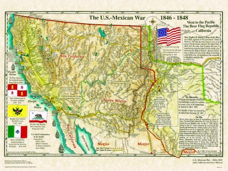 a history of the american republic Pre-1615 life in north america through the post-civil war reconstruction years, ending in 1877 this full-year course is designed to give students a very goo.