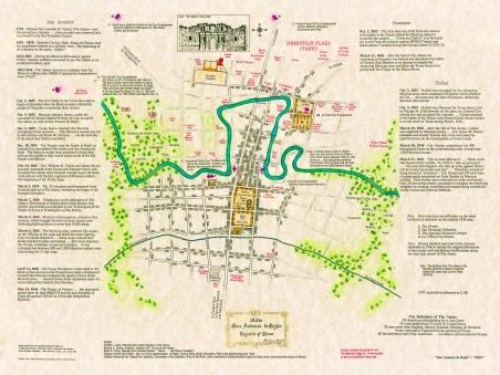 Historical Texas Maps Texana Series