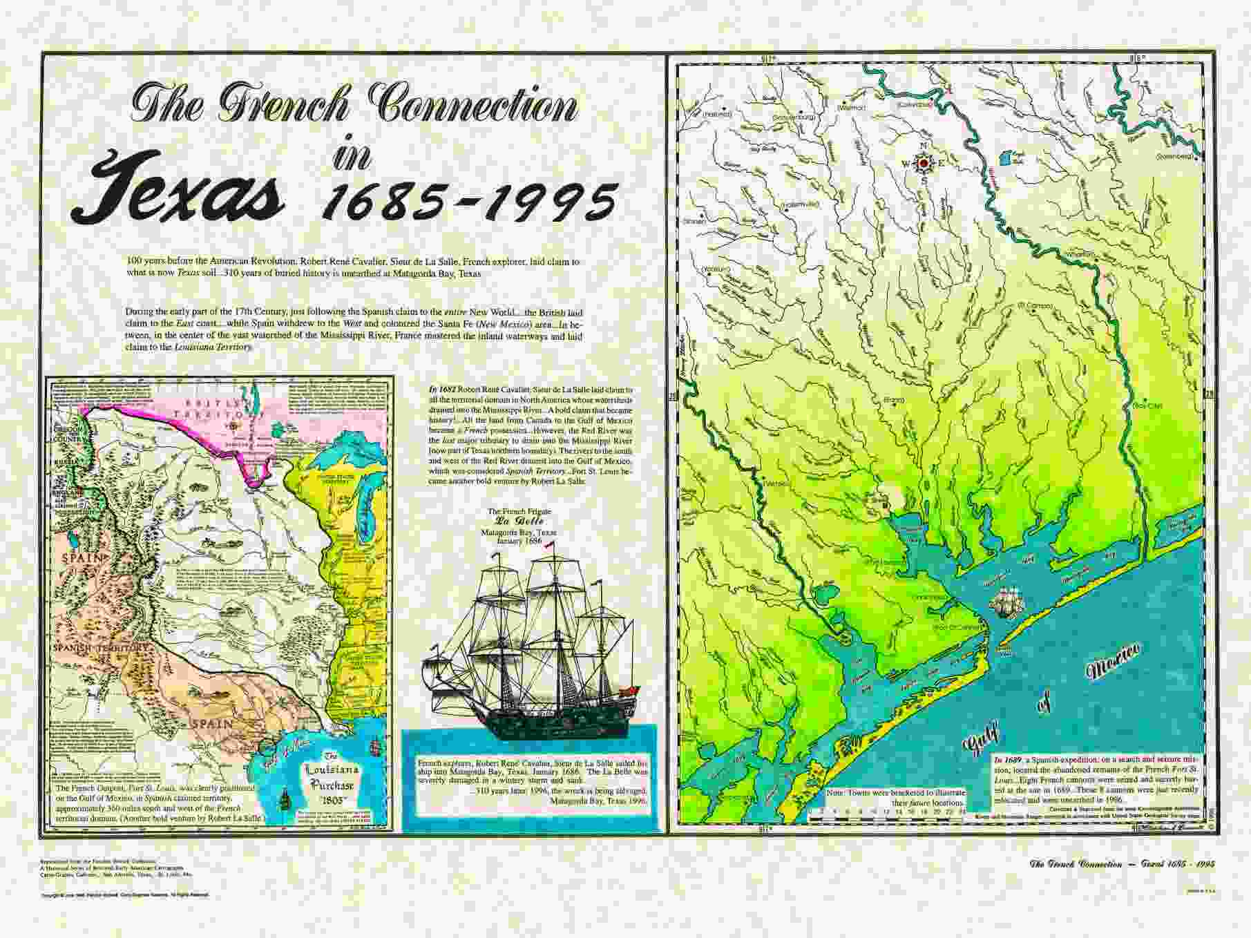 Map Of Texas Mexico.Historical Texas Maps Texana Series