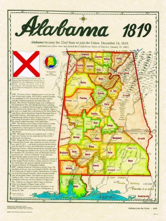 Statehood Maps