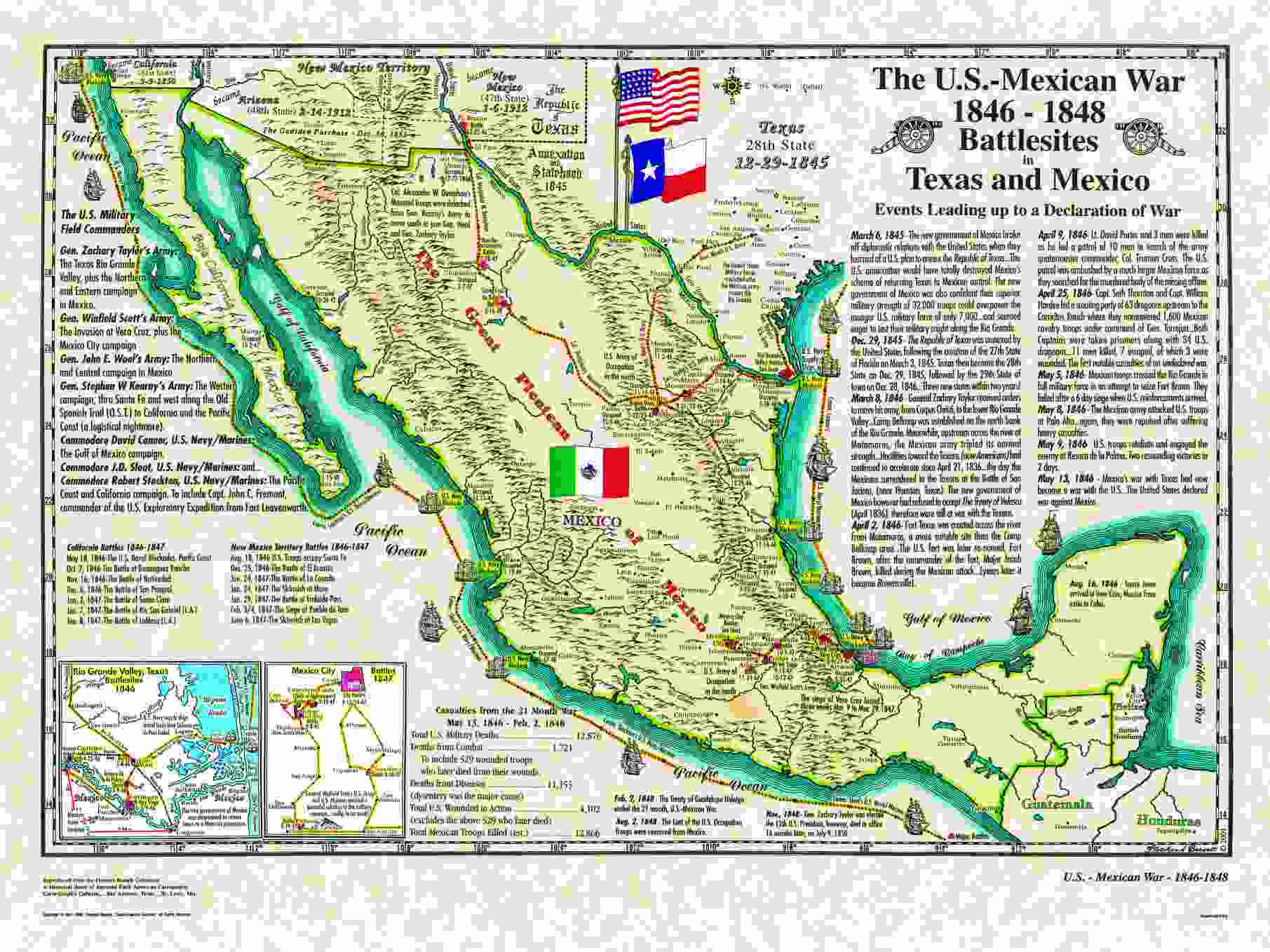 The U S Mexican War 1846 48